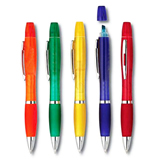 Promotional Combo Highlighter Pen