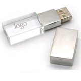 Promotional Crystal USB Flash Drive 4GB