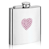 Promotional Custom Hip Flask-6 OZ