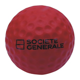 Promotional Different Size PU Golf Stress Ball;Mini Golf Bal