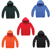 Promotional Fleece Hoody Pullover