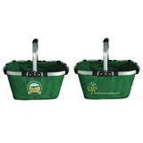 Promotional Folding Basket Portable Shopping Basket