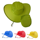 Promotional Folding Cowboy Cap With Pouch