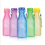 Promotional Frosting Tumbler Unbreakable Cup Bottle