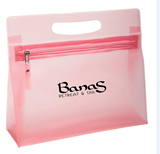 Promotional Gift Ladies Vanity Bag/PVC Cosmetic Tote Bag w/