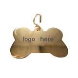 Promotional Imprinted Dog Tag