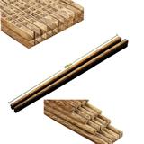 Promotional Natural Wenge Healthy Wooden Chopsticks