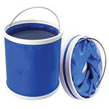 Promotional Oxford Fabric Folding Bucket For Car-11L