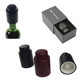 Promotional Press Type Red Wine Vacuum Bottle Cap