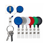 Promotional Retractable Helix Badge Holder