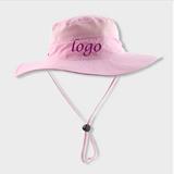 Promotional Round-edge Sun Block Hats
