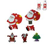 Promotional Santa Claus USB Flash Drive 4GB