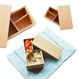Rectangle Wooden Lunch Box