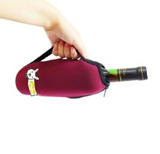 Recycled Wine Carrier/ Tote