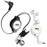 Retractable Earphone;Ear Bud
