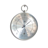 Round Hang Hygrometer And Theromometer