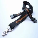 Safty Breakaway  Polyester Lanyards