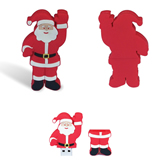 Santa Claus Flash Drives