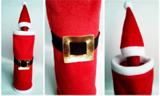 Santa Wine Bottle Coat