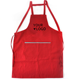 Satin Kitchen Apron
