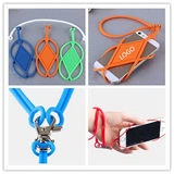 Silicone Backstrap Leash for Phones