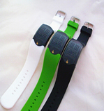 Silicone Bracelet Touch Watches