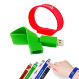 Silicone Bracelet USB 4GB Flash Drive