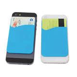 Silicone Phone Wallet;Silicone Carder Holder