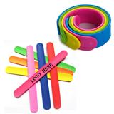 Silicone Slap Bracelet/Wristband