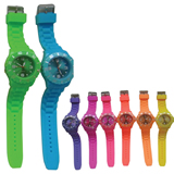 Silicone Waterproof Watch