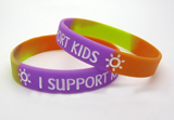 Silicone Wristbands/Bracelets
