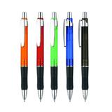 Slim Silver Click Pen