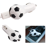 Soccer Ball Shaped USB Car Charger
