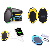 Solar  Charger Outdoor Waterproof Solar Mobile Powe