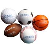 Sports PU stress ball