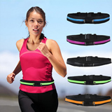 Sports Running Waist belt with Double Pouch