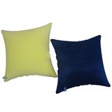Square Shape PVC Inflatable Beach Pillow