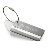 Stainless  Luggage Tags;Metal Luggage Tag
