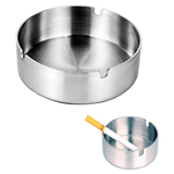 Stainless Steel Ashtray