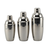 Stainless Steel Cocktail Shacker-12 OZ