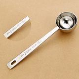 Stainless Steel Measuring Scoop 1/2 Oz 15ml