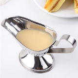 Stainless Steel Sauce Boat, Sauce Cup-3 OZ