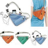 Stylish Sport Triangle Portable Bag