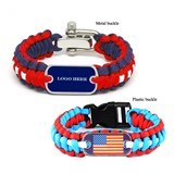 Survival Strap Bracelet