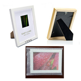 Sustainable Wooden Photo Frame