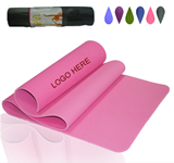 TPE Yoga Mat & Carrying Case