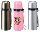 Thermos Stainless King 12-Ounce Leak-Proof Travel Tumbler.