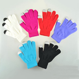 Three Fingers Touch Screen  Gloves