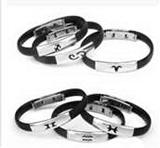 Titanium Silicone Bracelet