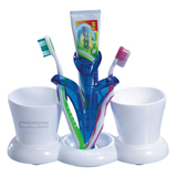 Toothbrush Holder Wash Set